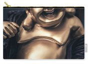 Smiling Buddha Carry-all Pouch