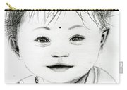 Smiling Child Carry-all Pouch