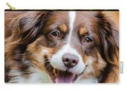 Smiling Dottie Carry-all Pouch