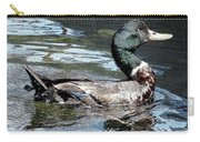 Smiling Duck Carry-all Pouch