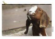 Smiling Goat  Carry-all Pouch