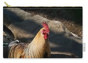 Smiling Rooster Carry-all Pouch