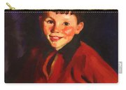 Smiling Tom Thomas Cafferty 1924 Carry-all Pouch