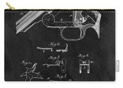 Smith And Wesson Model 3 Patent Carry-all Pouch