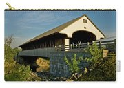Smith Millennium Bridge At Sunset Carry-all Pouch