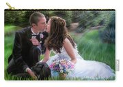 Smith Wedding Portrait Carry-all Pouch