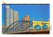 Smithfield Street Bridge Carry-all Pouch