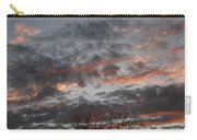 Smoke Like Clouds Carry-all Pouch