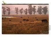 Smoke Over Lamar Valley Carry-all Pouch