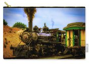 Smoke Stack Steam Train Carry-all Pouch
