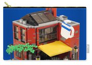 Smokestacks Coffee House - Lego Building Carry-all Pouch