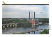 Smokestacks On The Mississippi Carry-all Pouch