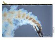 Smokey Biplane Carry-all Pouch