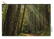 Smokey Forest Carry-all Pouch