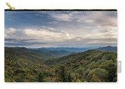 Smokey Mountain Sky Carry-all Pouch