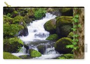 Smokey Mountain Stream Carry-all Pouch