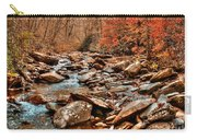 Smokey Mountain Streams And Fall Foilage 2 Carry-all Pouch