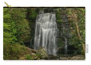 Smokey Mountain Waterfall Carry-all Pouch