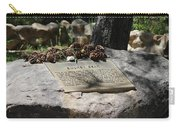 Smokey The Bear Memorialized Carry-all Pouch