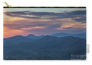 Smokies Sunrise Carry-all Pouch