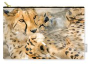 Smokin Cheetah Love Carry-all Pouch