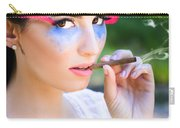 Smoking Glamour Carry-all Pouch