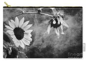 Smoking Sunflowers Carry-all Pouch
