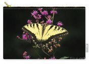 Smoky Mountain Butterfly Carry-all Pouch