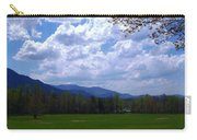 Smoky Mountain Range Carry-all Pouch