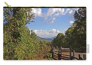Smoky Mountain Scenery 12 Carry-all Pouch