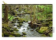 Smoky Mountain Stream 1 Carry-all Pouch