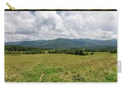 Smoky Mountains Cades Cove 1 Carry-all Pouch