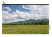 Smoky Mountains Cades Cove 2 Carry-all Pouch