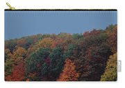 Smoky Mountains In Autumn Carry-all Pouch by DigiArt Diaries by Vicky B Fuller