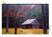 Smoky Mtn. Cabin Carry-all Pouch