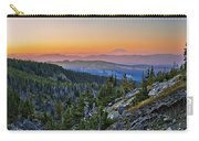 Smoky Twilight Carry-all Pouch