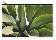 Smooth Agave Carry-all Pouch