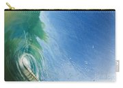 Smooth Wave Tube Carry-all Pouch