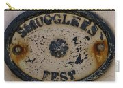 Smugglers Rest Or Rust? Carry-all Pouch