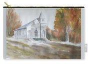 Smyth Chapel, Emory, Virginia Carry-all Pouch