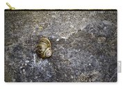 Snail At Ballybeg Priory County Cork Ireland Carry-all Pouch