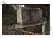 Snail Mail Receptacle Carry-all Pouch