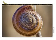 Snail On A Stick Carry-all Pouch