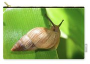 Snail Work B Carry-all Pouch