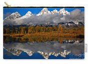 Snake River Fall Reflections Carry-all Pouch