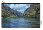 Snake River Hells Canyon Carry-all Pouch
