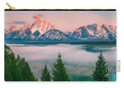 Snake River Overlook - Grand Teton National Park Carry-all Pouch