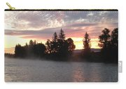 Snake River Sunrise Carry-all Pouch