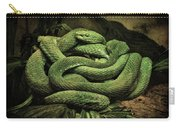 Snakes Alive Carry-all Pouch