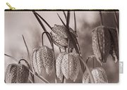Snake's Head Fritillary  Carry-all Pouch